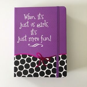 Purse Notepad & Accordion Folder NWOT
